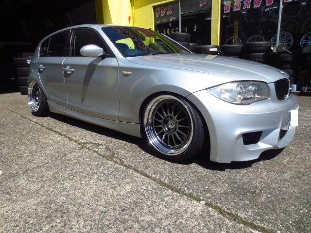 BMW1シリ