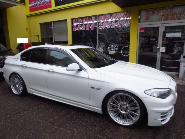 BMW F10 アクティブハイブリッド5