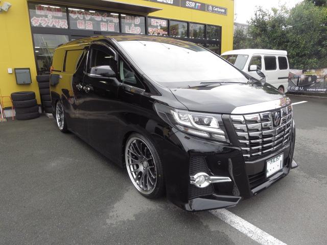 トヨタ アルファード 30系